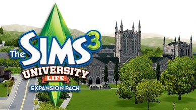 The Sims 3: Studentský život