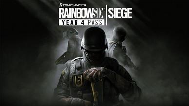 Tom Clancy's Rainbow Six: Siege Year Pass 4