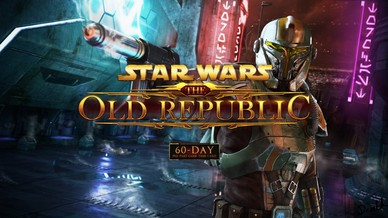 Star Wars: The Old Republic - Předplacená karta na 60 dní