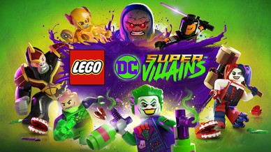 LEGO DC Super-Villains: Deluxe Edition